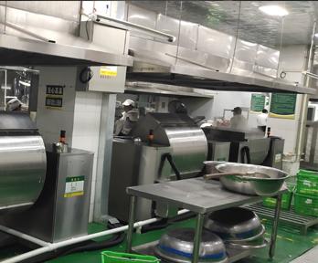 工地大型炒菜机