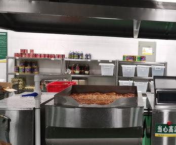 为什么食堂都配备炒菜机