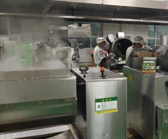 霍氏机械自动炒菜机的优势
