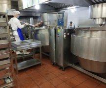 商用炒菜机具体功效究竟有哪些?